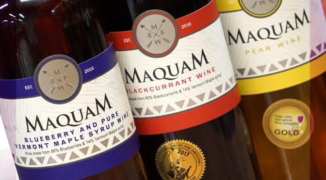 FREE Maquam Wine Tasting & Bottle Sale | FRI 06/14 3:30-5:30 PM