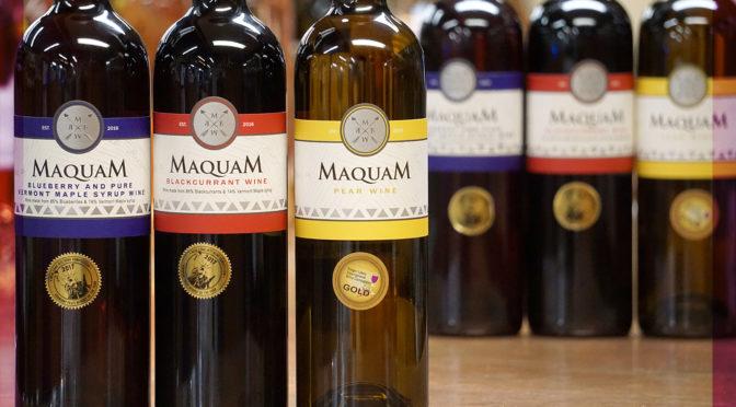 Maquam Wine Tasting & Bottle Sale | FRI 10/12 4:00-6:30 PM