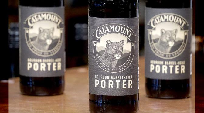 Catamount | Porter – Bourbon Barrel Aged