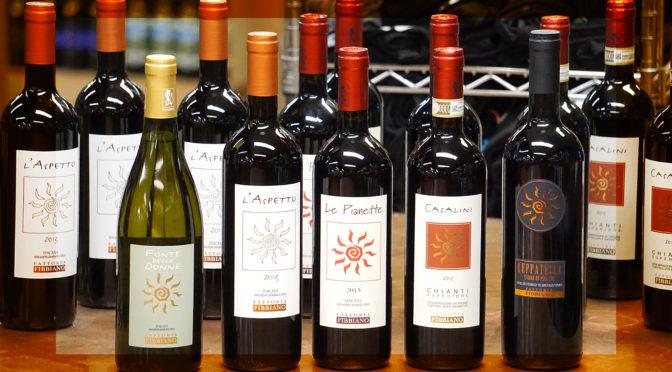 Trattoria Fibbiano Tuscan Winemaker Tasting & Sale | FRI 02/15 4-6PM