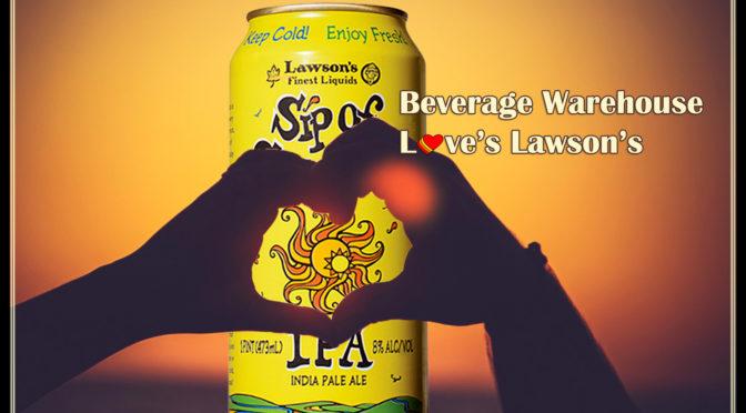 Lawson's Finest Liquids Tasting & Release 3-5PM Fri. Feb. 22nd!