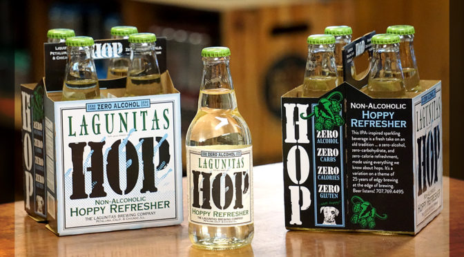 Lagunitas Hop | Non-Alcoholic Hoppy Refresher Tasting | FRI 06/28 3-6PM